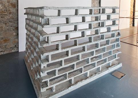 Mur sans briques